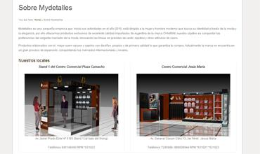 Mydetalles.com: Artículos de cuero
